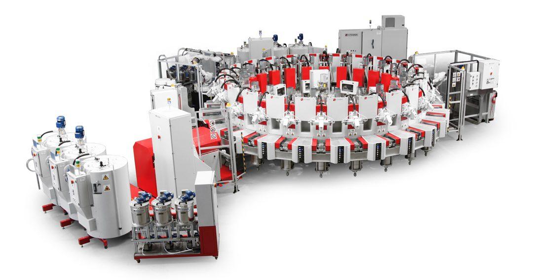 Formula, nuova generazione di macchine di iniezione diretta