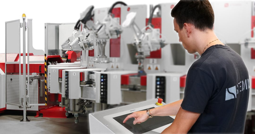 V.A.R. New system for injection process monitoring