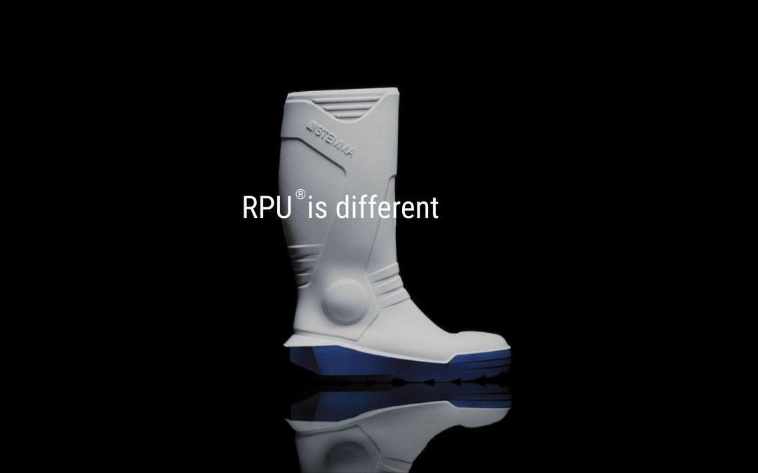 SIGNUM 20 una nuova tecnologia per produrre stivali in poliuretano